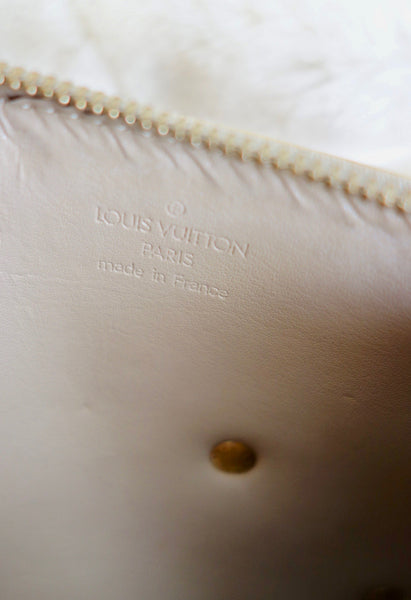 VINTAGE LOUIS VUITTON VERNIS BAG