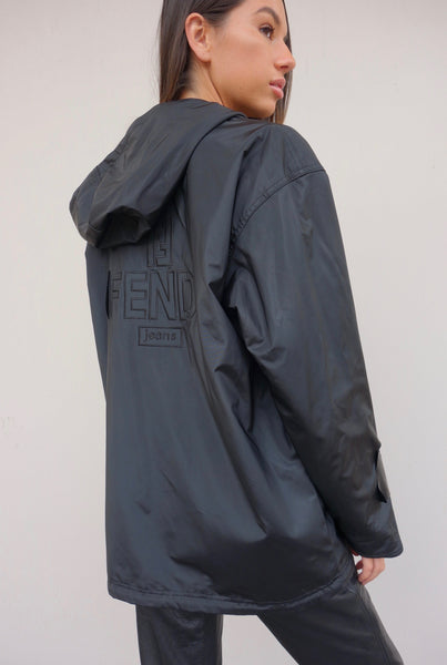 VINTAGE FENDI JACKET - MIISHKA Vintage Clothing