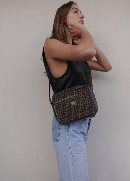 VINTAGE PRADA BACKPACK - MIISHKA Vintage Clothing