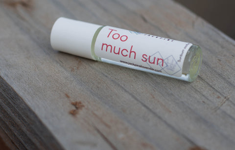 Too Much Sun Oil Blend
