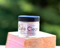 Cafe Clean Face Mask