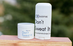 Don't Sweat It Deodorant
