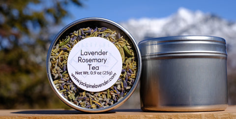 Lavender Rosemary Tea