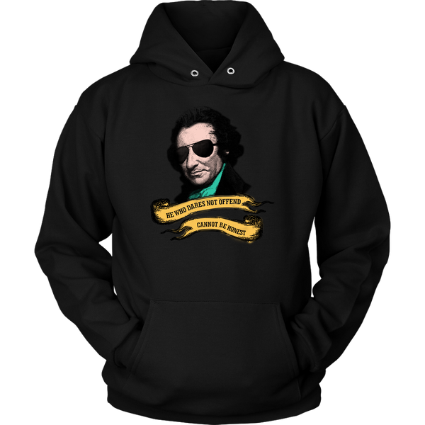 Thomas Paine Quote Hoodie