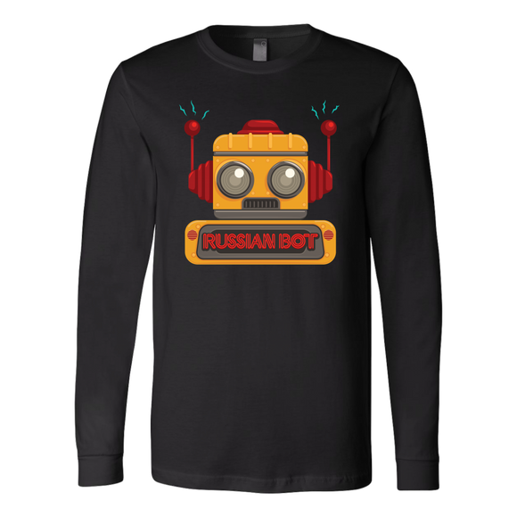 Russian Bot Long Sleeve Tee