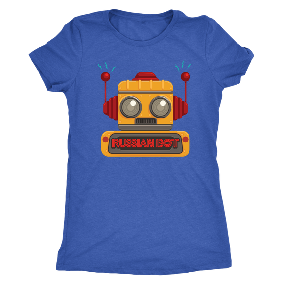 Russian Bot Women's Tee