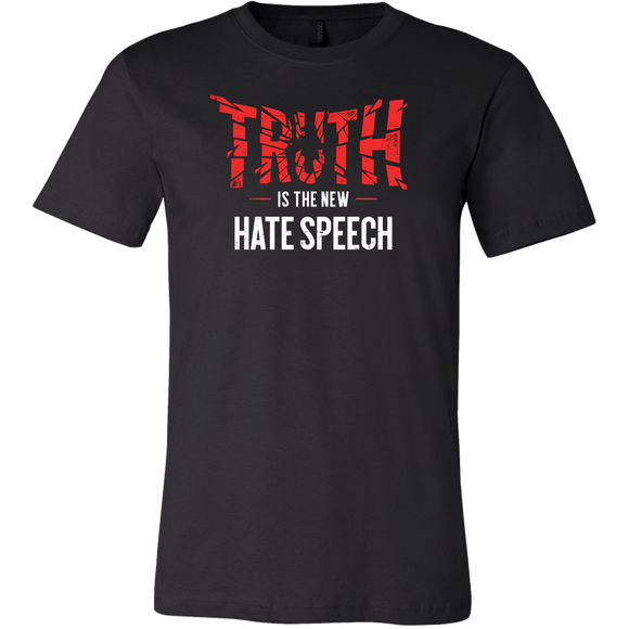 Truth Is The New Hate Speech - Men's Tee