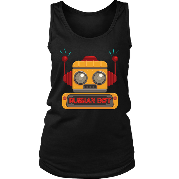 Russian Bot Women's Tank