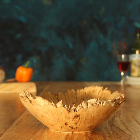 Western Maple Bowl