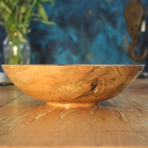Bigleaf Maple Bowl