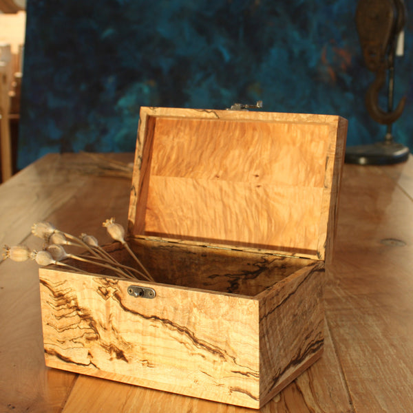 Spalted Maple Box