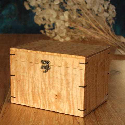 Western Broadleaf Maple Box