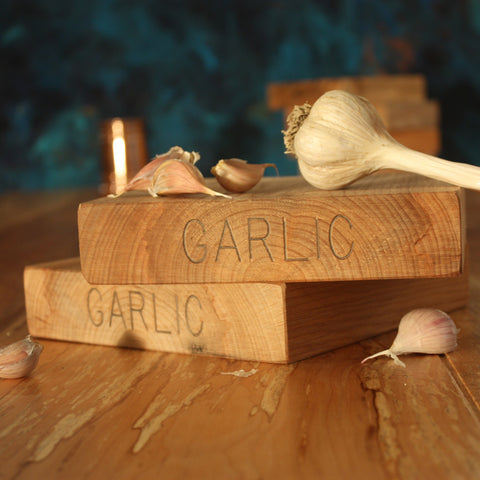 Garlic Block