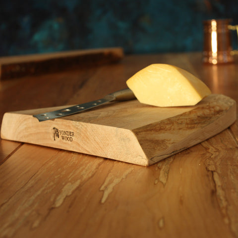 Western Maple Cutting Board