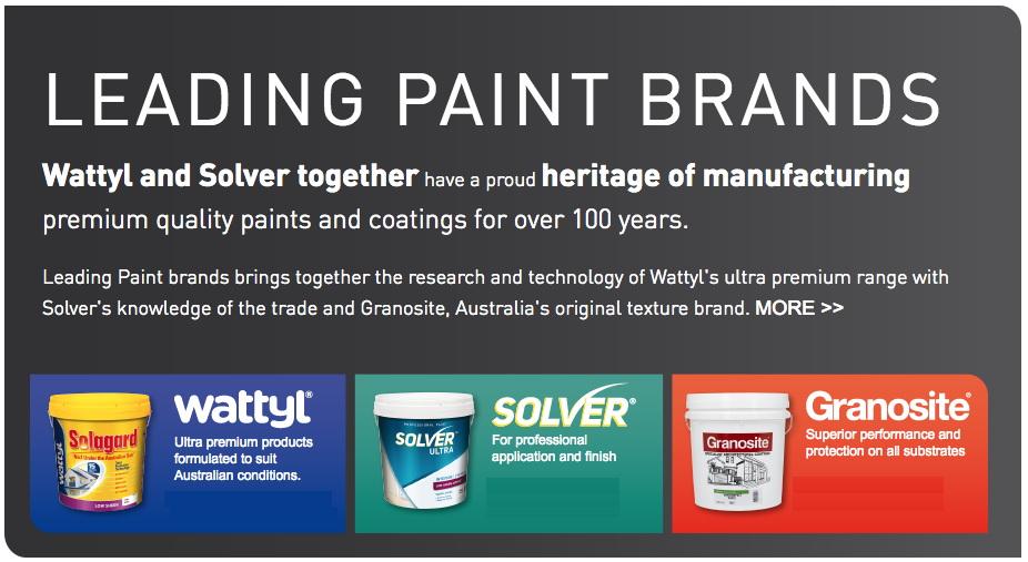 Wattyl leading trade centre paint world pty ltd got a wattyl account and need to get yourself some paint for your next job our paint store in merrylands is a wattyl trade centre and stockist of the solutioingenieria Image collections