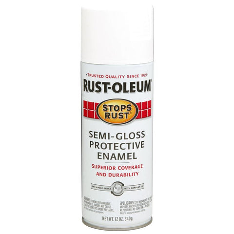 Rustoleum Stops Rust Semi Gloss Spray [product_vendor- Paint World Pty Ltd