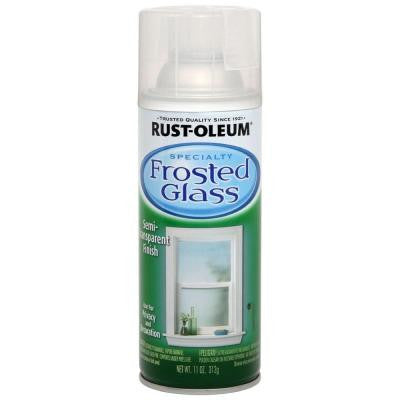 Rustoleum Frosted Glass