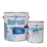 NuPool Mid Blue 10L Kit Pool [product_vendor- Paint World Pty Ltd