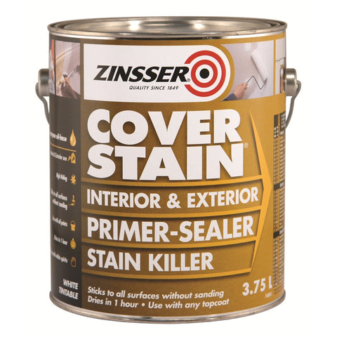 Zinsser Cover Stain Sealers Primers Undercoats [product_vendor- Paint World Pty Ltd