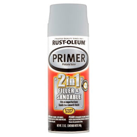 Rust-Oleum 2 in 1 Filler and Sandable Primer