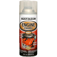 Rust-Oleum Engine Enamel - Paint World Pty Ltd