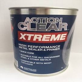Action Clear Xtreme - Paint World Pty Ltd
