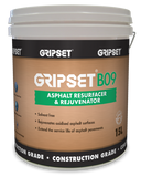 Gripset B09 Asphalt Resurfacer and Rejuvenator - Gripset - Waterproofing - Paint World Stores