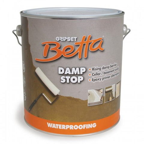Gripset Damp Stop Waterproofing [product_vendor- Paint World Pty Ltd