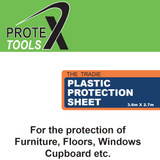 Light Plastic Dropsheets Accessories [product_vendor- Paint World Pty Ltd