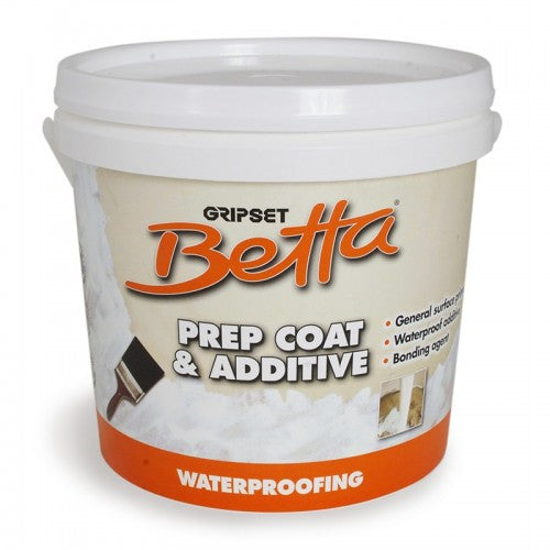 Gripset Prep Coat and Additive
