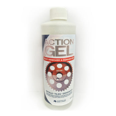 Rust Removal Gel Corrosion Protection [product_vendor- Paint World Pty Ltd