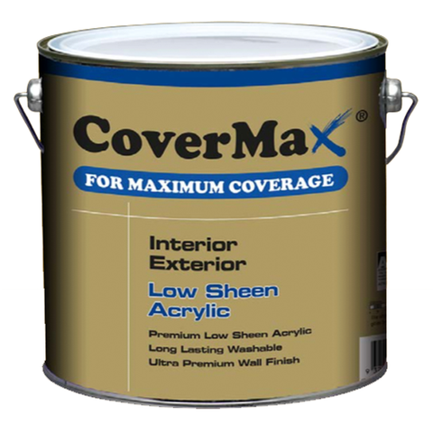 Covermax Interior Low Sheen Interior Paint [product_vendor- Paint World Pty Ltd