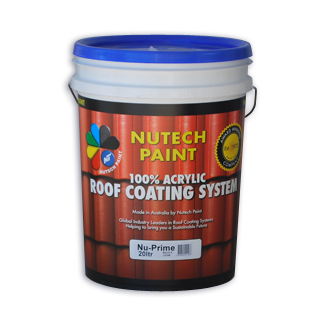 Nu-Prime Penetrating Primer 20LT Roofing Products [product_vendor- Paint World Pty Ltd