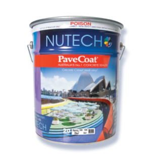 Nutech Pavecoat 4L Concrete Care [product_vendor- Paint World Pty Ltd