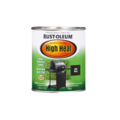 Rustoleum High Heat BBQ Black Speciality [product_vendor- Paint World Pty Ltd