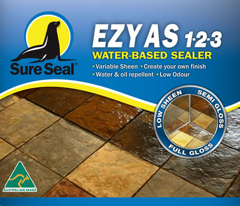 Sure Seal Ezy As 123 Water-based Sealer