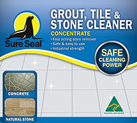 Sure Seal Grout Tile and Stone Cleaner