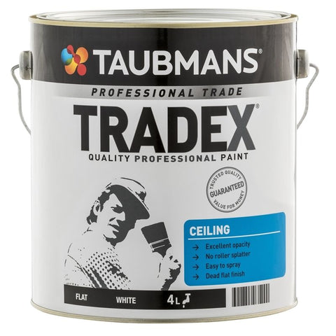 Taubmans Tradex Ceiling Flat