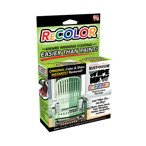 Rust-Oleum Wipe New ReColour Automotive [product_vendor- Paint World Pty Ltd