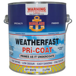 Weatherfast PRi-COAT - Paint World Pty Ltd