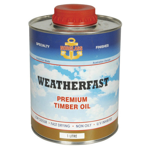 Weatherfast Premium Timber Oil