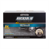 Rock Solid Metallic Garage Kit Concrete Care [product_vendor- Paint World Pty Ltd