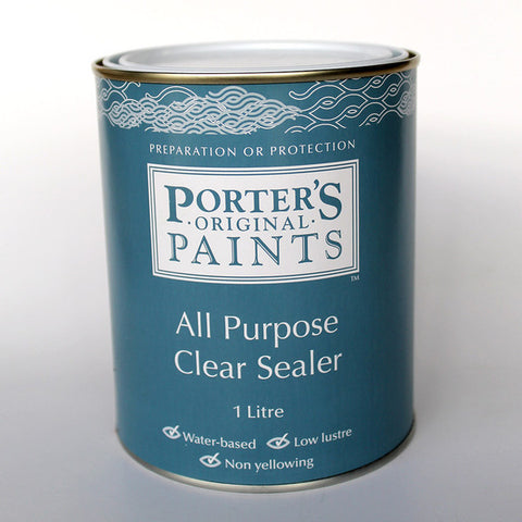 Porters All Purpose Clear Sealer Specialty [product_vendor- Paint World Pty Ltd