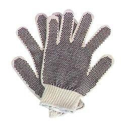 Cotton Dotted Gloves 10 pack