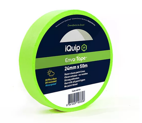iQuip Enviro Tape 24mm - iQuip - Accessories - Paint World Stores