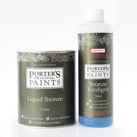 Porters Liquid Bronze - Paint World Pty Ltd