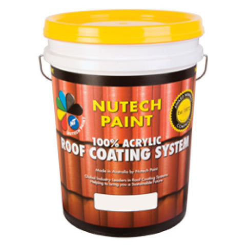 Nutech Master Sealer Roofing Products [product_vendor- Paint World Pty Ltd