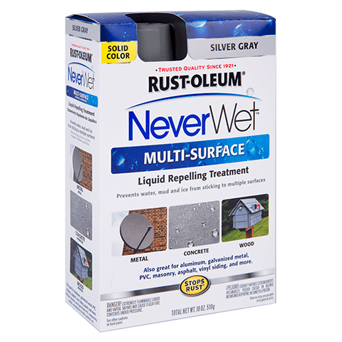 Rustoleum NeverWet Multi Surface