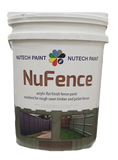 Nutech Nufence Fencing Paint Black
