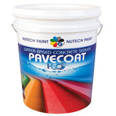 Nutech Pavecoat H20 4L Concrete Care [product_vendor- Paint World Pty Ltd